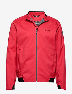 BOWMAN TECHNICAL JACKET - BRIGHT RED