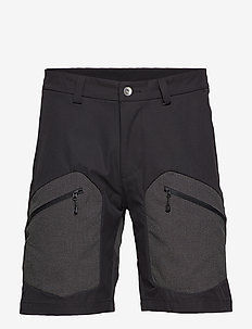BOWMAN TECHNICAL SAILING SHORTS - ulkoiluhousut - carbon