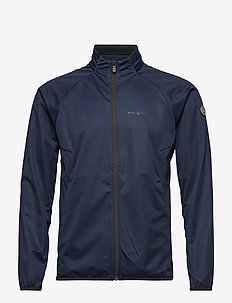 BOWMAN SOFTSHELL JACKET - NAVY