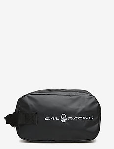 BOWMAN WASH BAG - CARBON