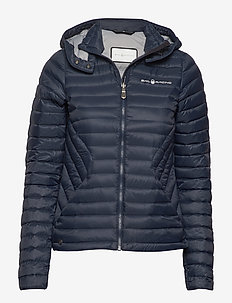 W LINK DOWN JACKET - sports jackets - navy