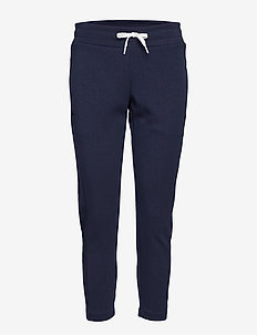 W RACE PANT - pants - navy