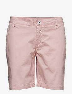W GALE CHINO SHORTS - DUSKY PINK