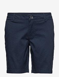 W GALE CHINO SHORTS - chino shorts - navy