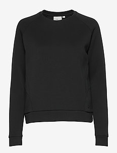 W RACE RAGLAN SWEATER - sweatshirts - carbon