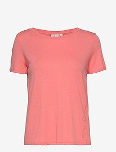 W GAIL TEE#2 - t-shirts - desert flower