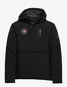 ANTARCTICA EXPEDITION ANORAK - anoraki - carbon
