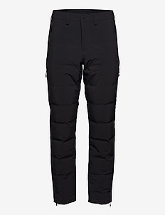 RACE DOWN PANT - insulated pantsinsulated pants - phantom grey