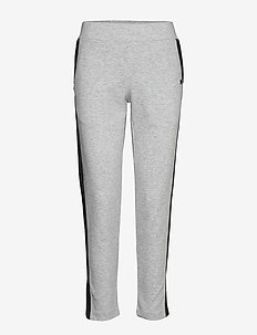 W RACE PANT - pants - grey melange