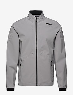 RACE LIGHTWEIGHT JACKET - urheilutakit - dim grey