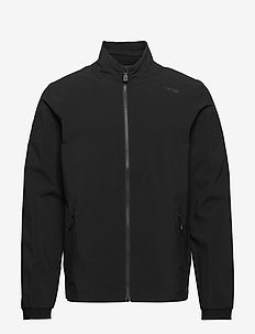 RACE LIGHTWEIGHT JACKET - kurtki sportowe - carbon