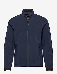 RACE LIGHTWEIGHT JACKET - outdoor & rain jackets - navy