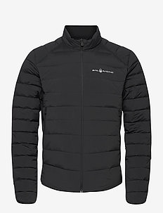 SPRAY DOWN JACKET - daunenjacken - carbon
