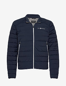 SPRAY DOWN JACKET - down jackets - navy