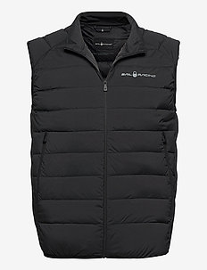 SPRAY DOWN VEST - veste sport - carbon