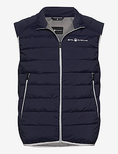 SPRAY DOWN VEST - sports jackets - navy