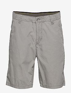 BOWMAN LIGHTWEIGHT SHORTS - front grey
