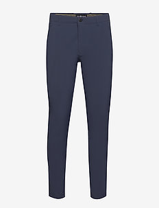 RACE  CHINO - sports pants - navy