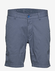 GRINDER CHINO  SHORTS - anchor blue