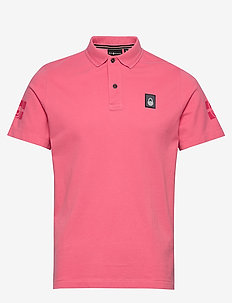 SALINITY POLO - paidat - pink rose