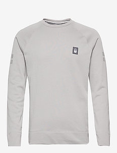 SALINITY SWEATER - truien - dim grey