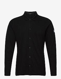 SALINITY POLO SHIRT - basic overhemden - carbon