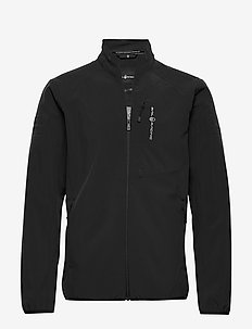 SPRAY SOFTSHELL JACKET - sports jackets - carbon