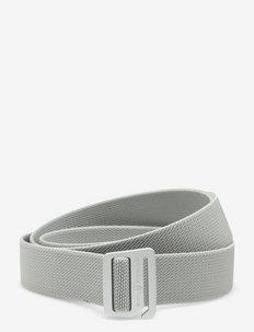 RACE STRETCH BELT - sport belts - dim grey