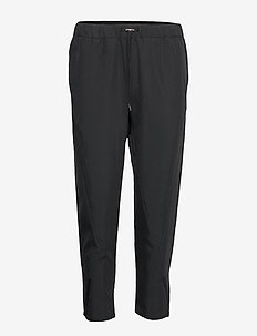 W RACE WOVEN PANT - sports pants - carbon
