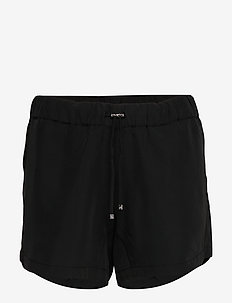W RACE WOVEN SHORTS - training shorts - carbon