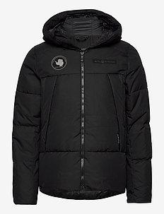 ARCTIC DOWN HOOD - down jackets - carbon