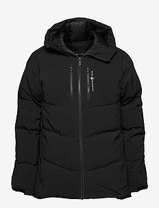 PATROL DOWN JACKET - down jackets - carbon