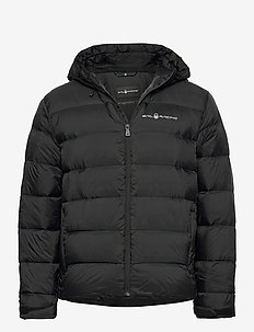 GRAVITY DOWN JACKET - trainingsjacken - carbon