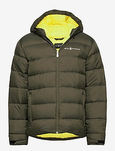 GRAVITY DOWN JACKET - sports jackets - forest green