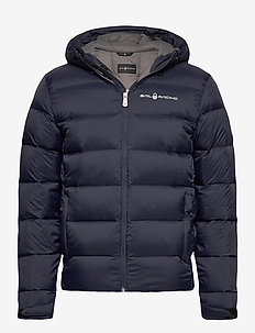 GRAVITY DOWN JACKET - down jackets - navy