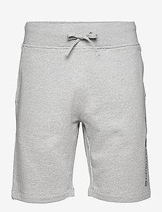 BOWMAN SWEAT SHORTS - sports shorts - grey mel