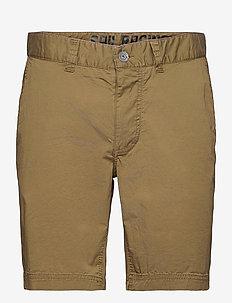 HELMSMAN CHINO SHORTS - chinos shorts - military olive