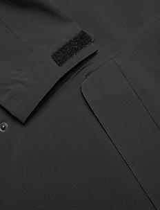 W LINK COAT - parka coats - phantom grey