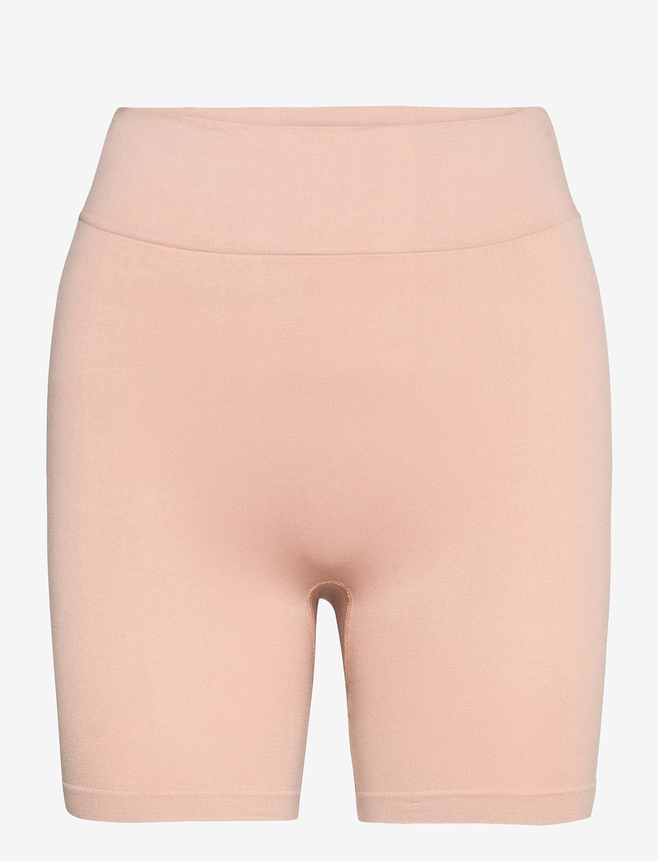Saint Tropez - T5920, NinnaSZ Microfiber Shorts - cykelshorts - nude - 1