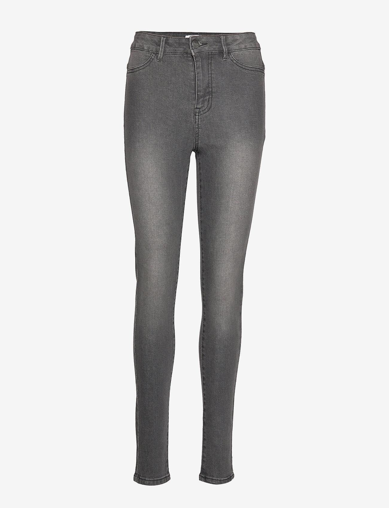 Saint Tropez - T5757, TinnaSZ Jeans - skinny jeans - dk.grey - 1