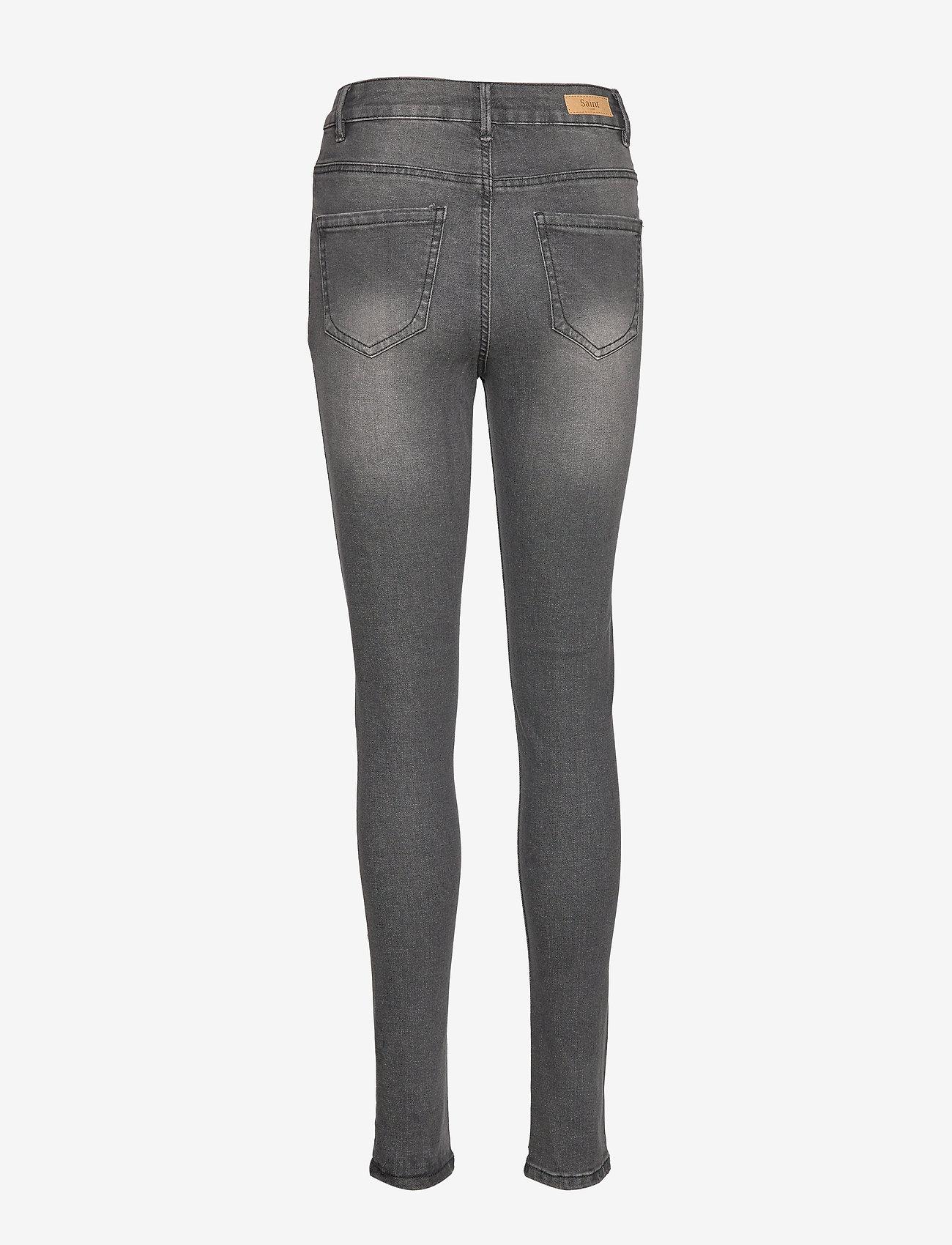 Saint Tropez - T5757, TinnaSZ Jeans - skinny jeans - dk.grey - 2