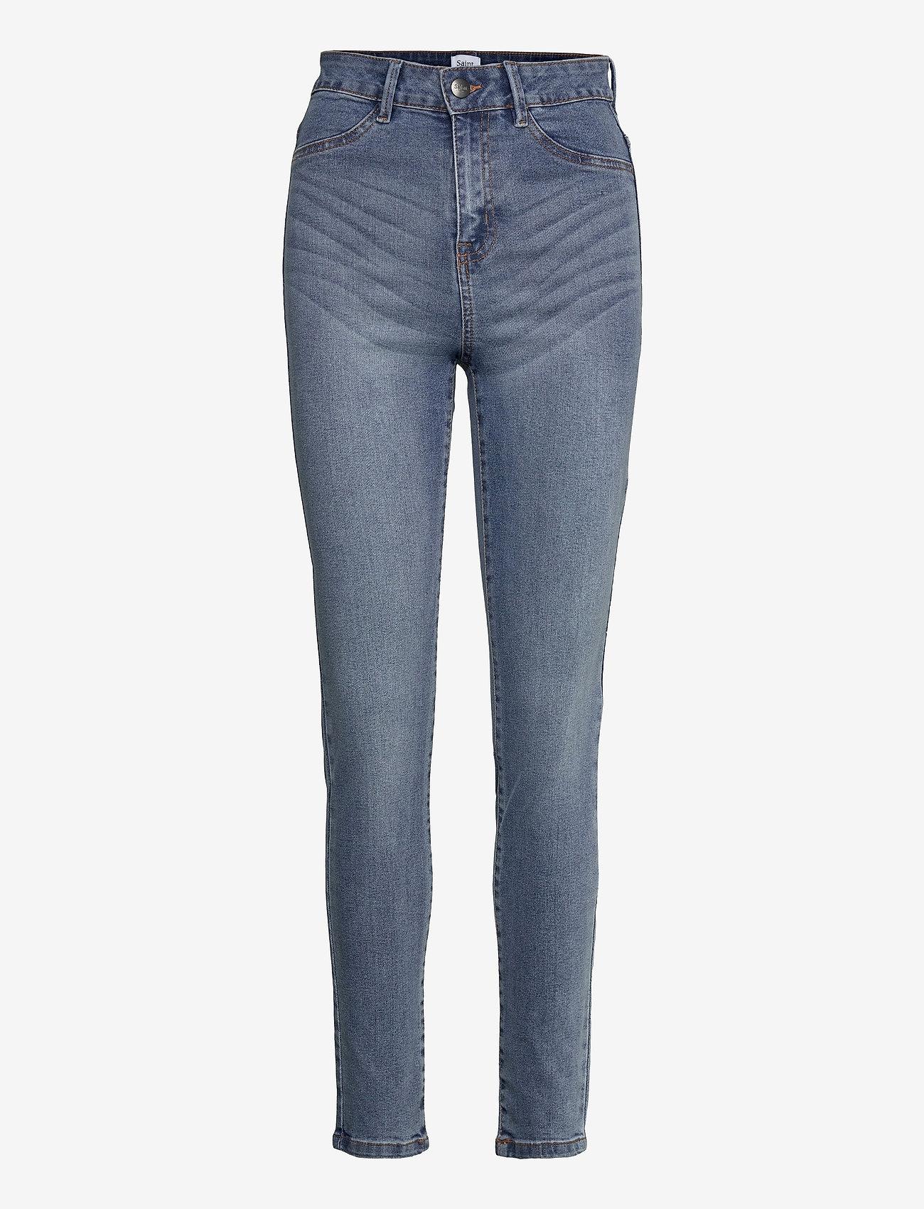 Saint Tropez - T5757, TinnaSZ Jeans - skinny jeans - light blue denim - 1