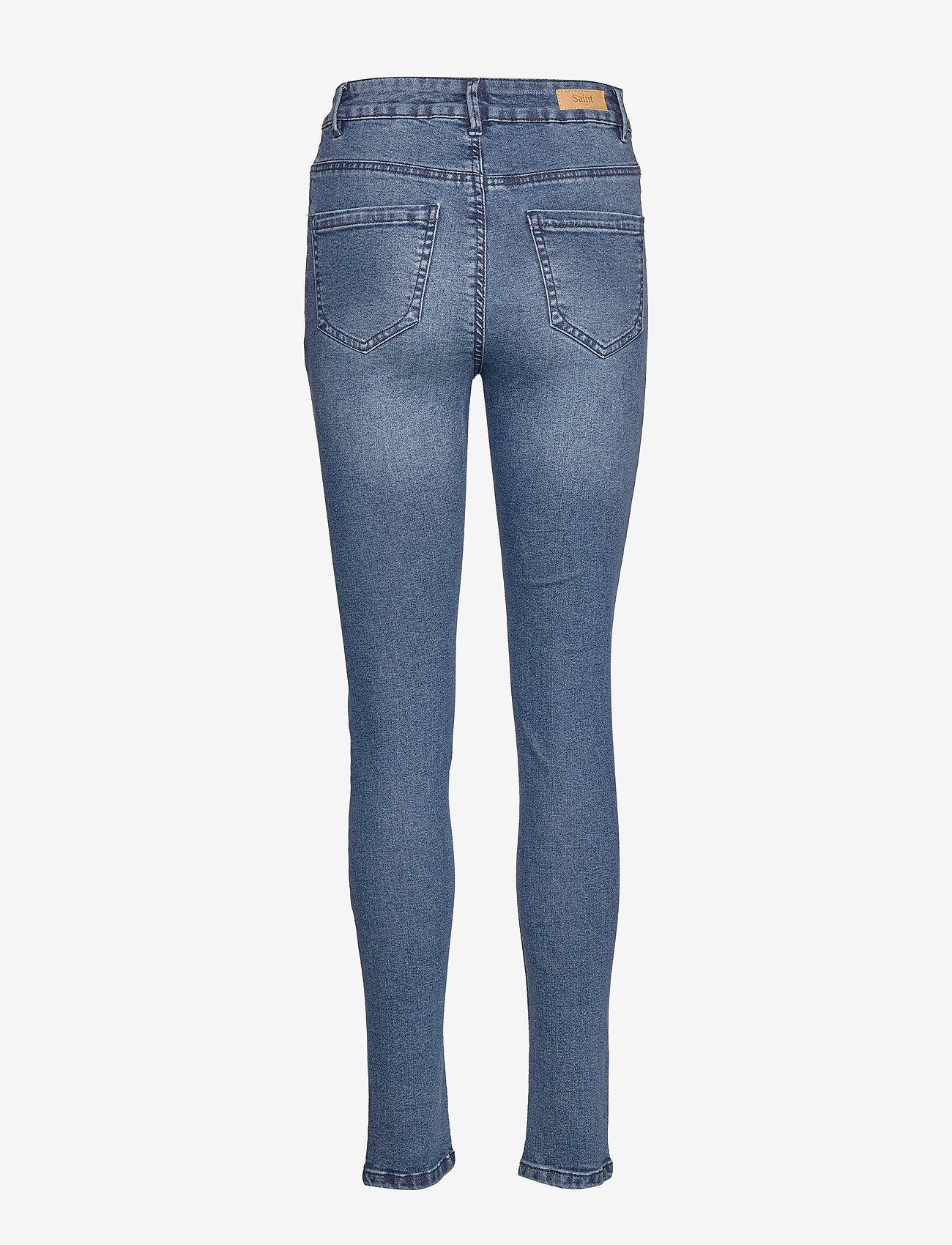 Saint Tropez - T5757, TinnaSZ Jeans - skinny jeans - med.blue - 2