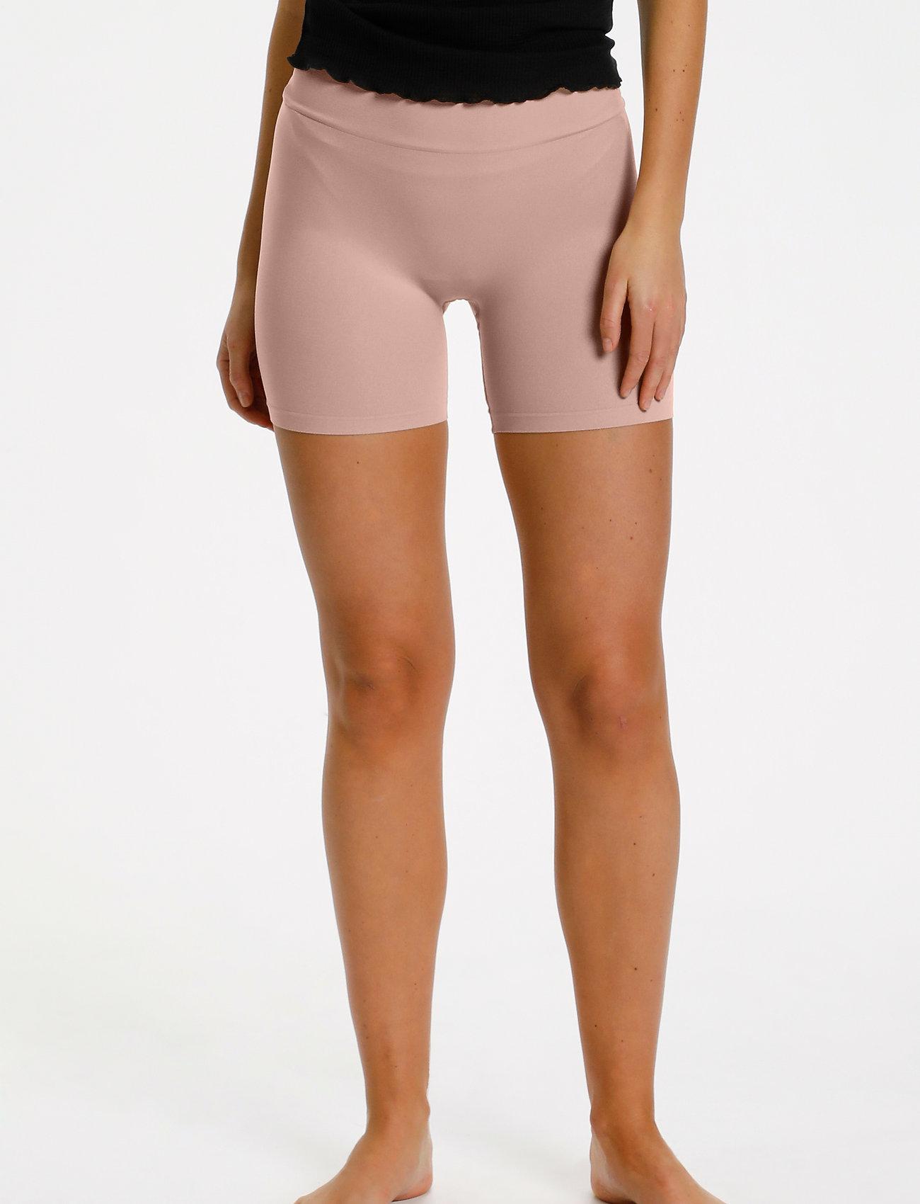 Saint Tropez - T5920, NinnaSZ Microfiber Shorts - cykelshorts - nude - 0