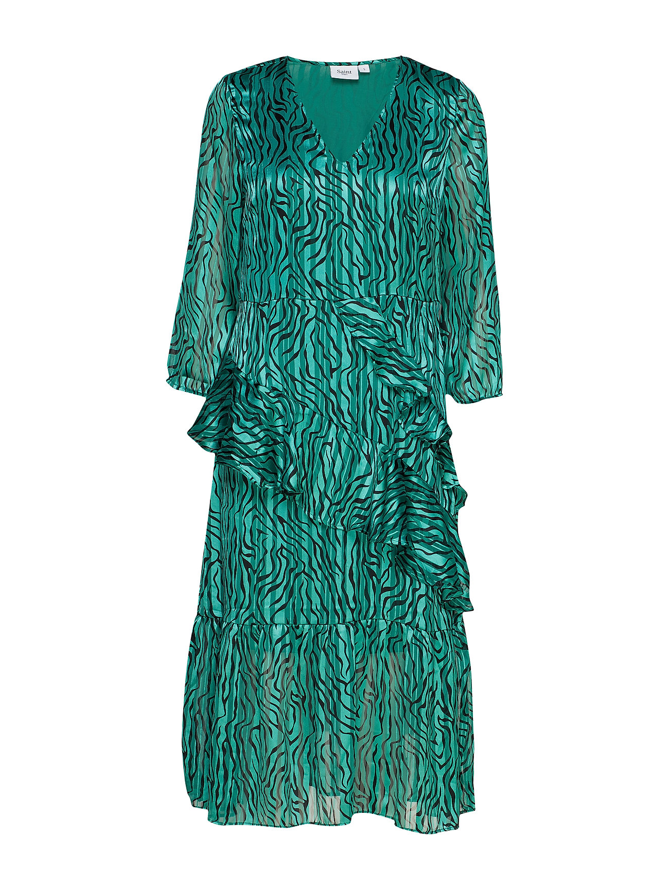 Saint Tropez U6014, DRESS CALF WOVEN - GREENLAKE(S)