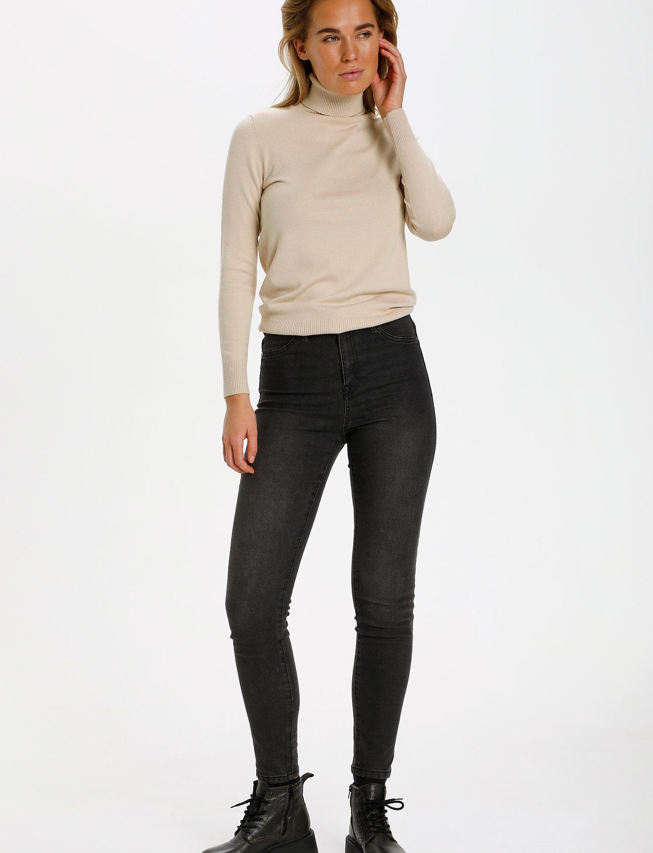 Saint Tropez - T5757, TinnaSZ Jeans - skinny jeans - dk.grey - 3