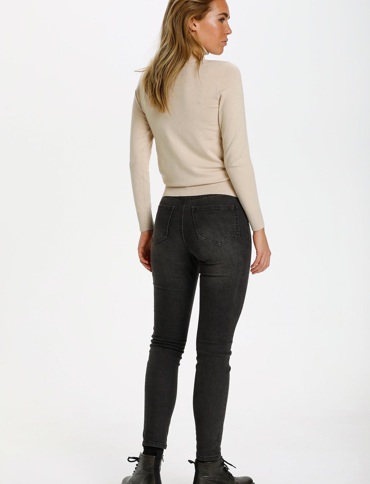 Saint Tropez - T5757, TinnaSZ Jeans - skinny jeans - dk.grey - 4