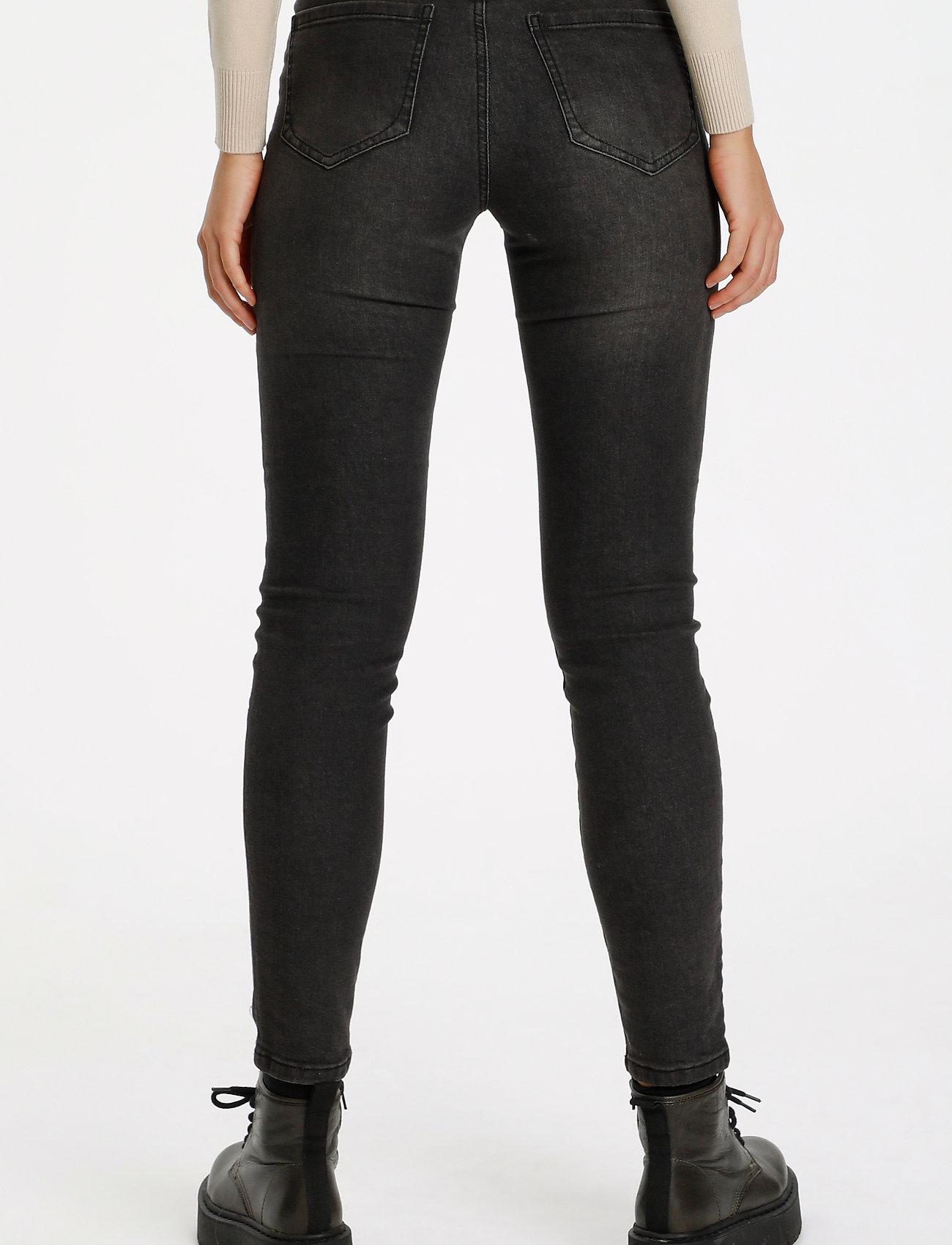 Saint Tropez - T5757, TinnaSZ Jeans - skinny jeans - dk.grey - 5