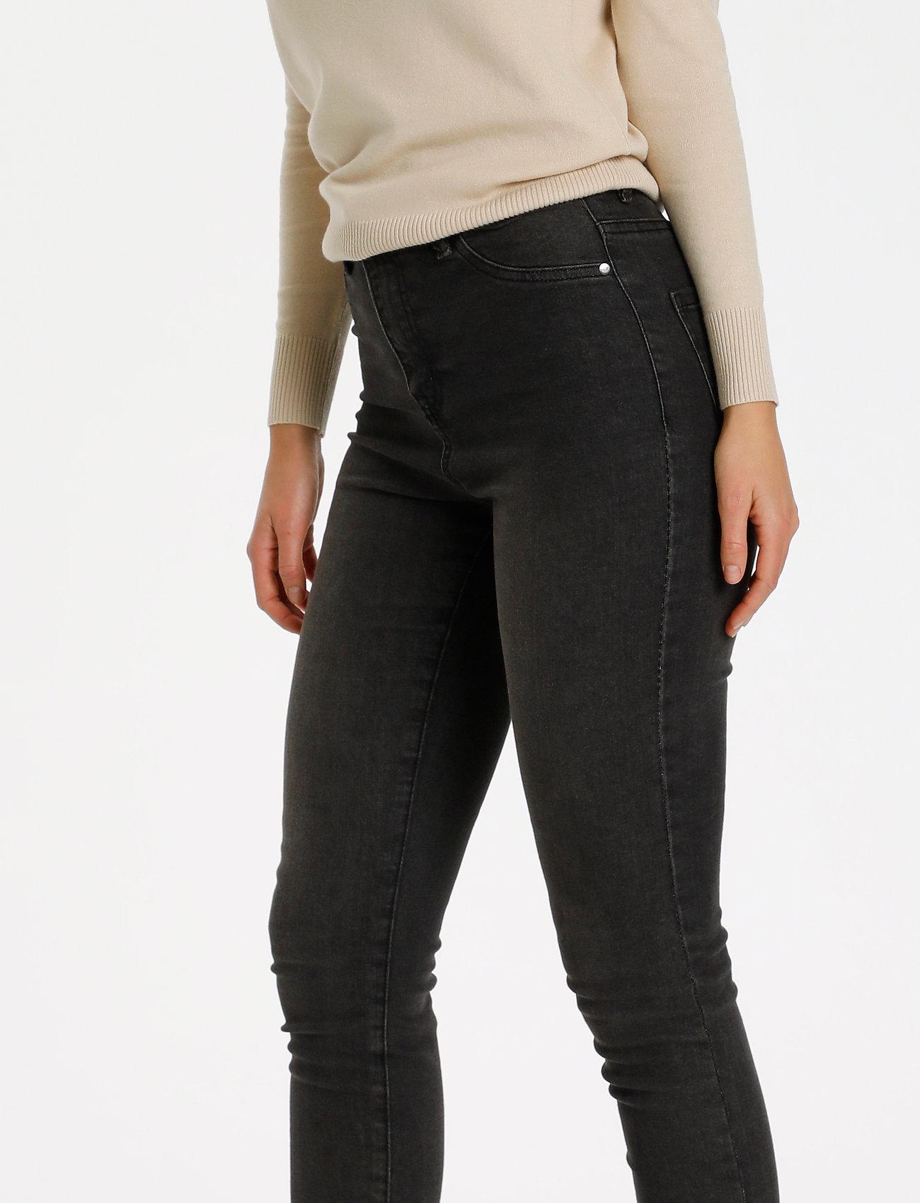 Saint Tropez - T5757, TinnaSZ Jeans - skinny jeans - dk.grey - 6