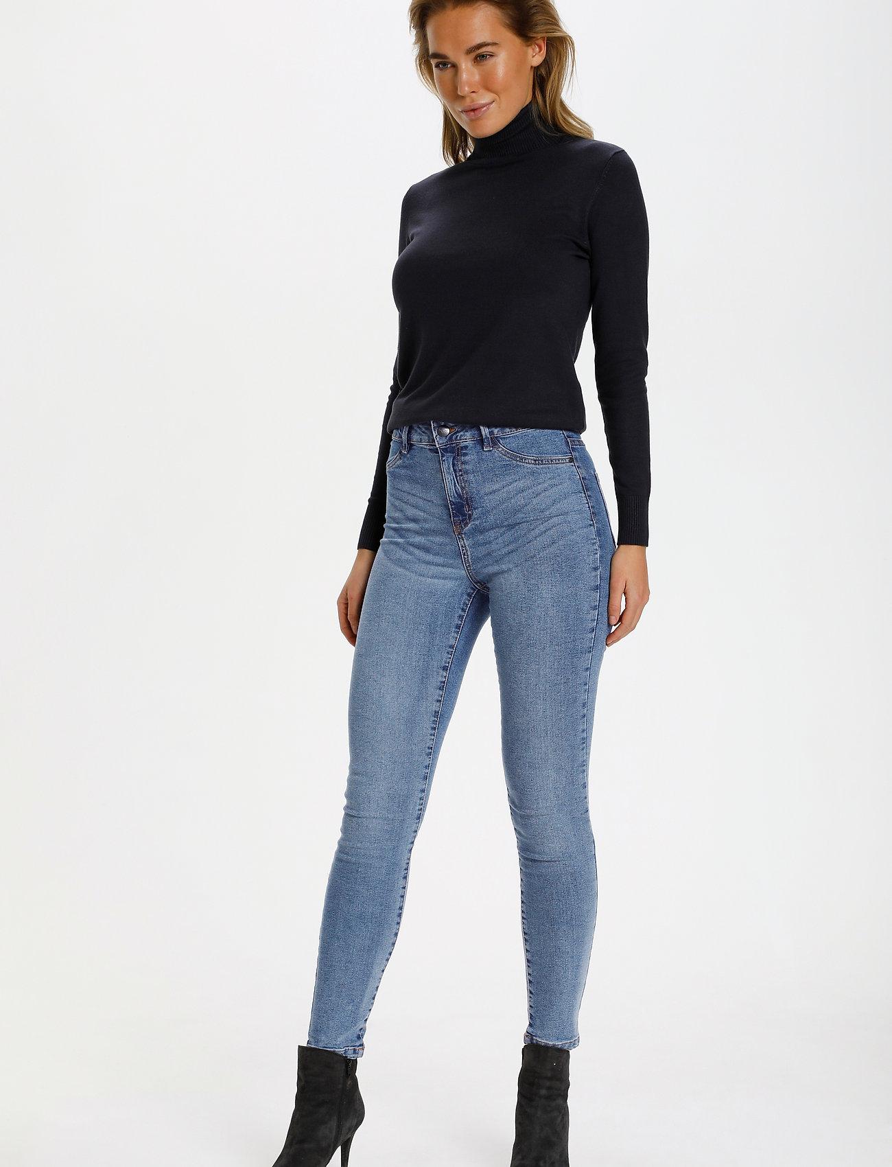 Saint Tropez - T5757, TinnaSZ Jeans - skinny jeans - light blue denim - 3